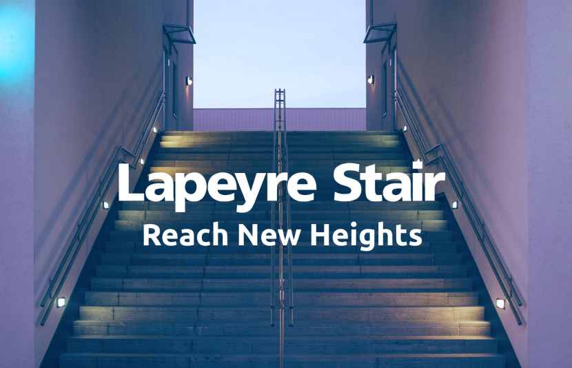 Lapeyre Stair website Design