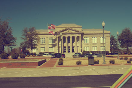 Andalusia,AL CourtHouse