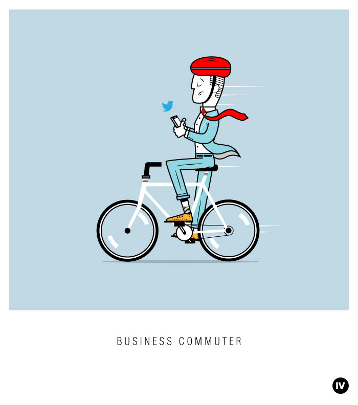 business commuter