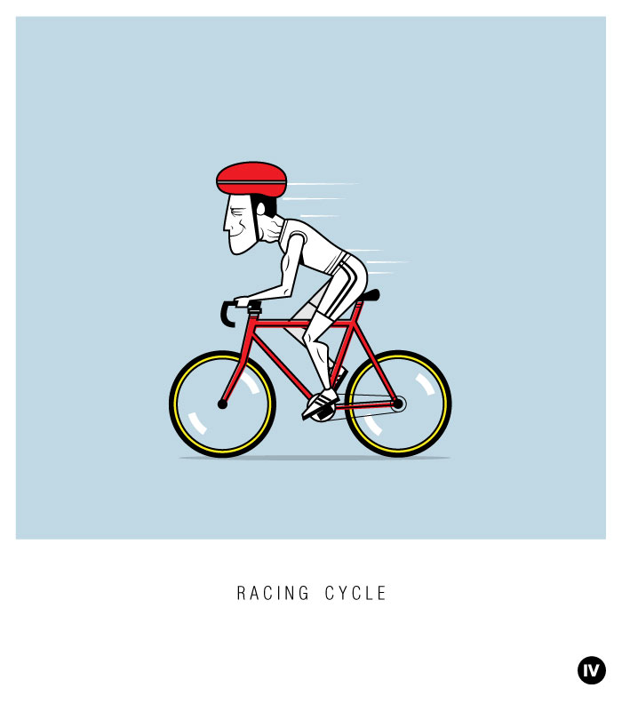 racing cycle