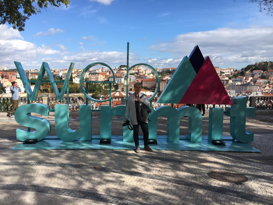 WebSummit In Lisbon